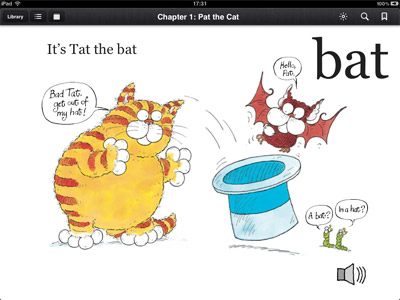 Pat the Cat iBook